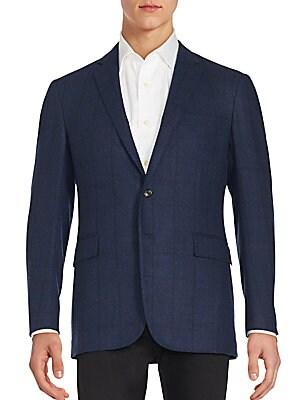 Nigel Windowpane Sportcoat