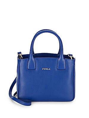 Camilla Leather Crossbody Handbag