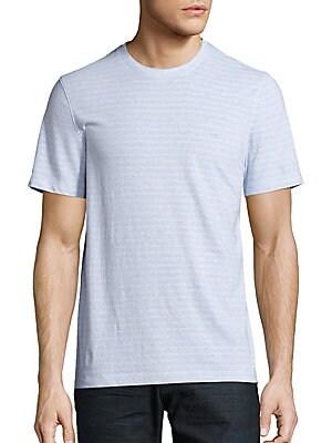 Spacedye Crewneck Tee Shirt