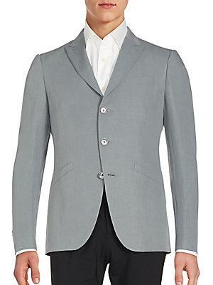 Austin Fit Linen & Silk Sportcoat