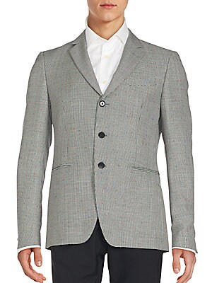Austin Wool & Mohair Sportcoat