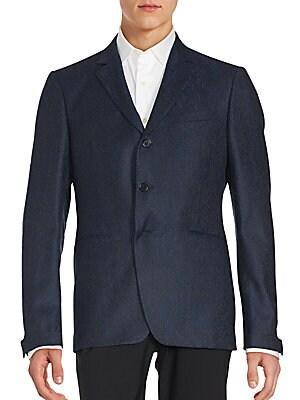 Austin Fit Virgin Wool Sportcoat