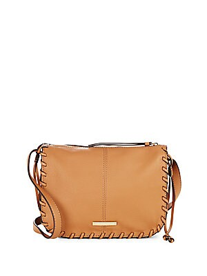 Saddle Bag Leather Handbag