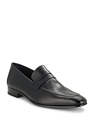 Leather Penny Dress Shoes