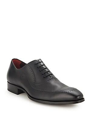 Balmes Leather Oxfords