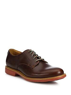 Great Jones Leather Oxfords
