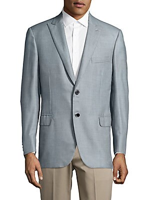 Cashmere Two-Button Sportcoat