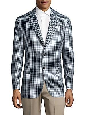 Mini Check Sportcoat