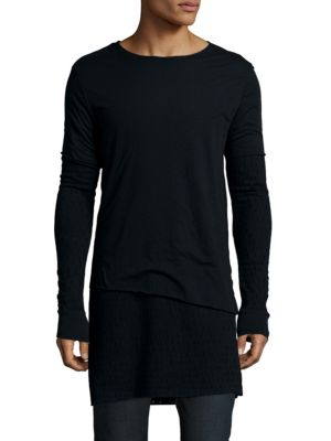 Dawson Long Knitted Sweater DRIFTER