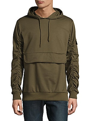 Mid-Pouch Hoodie