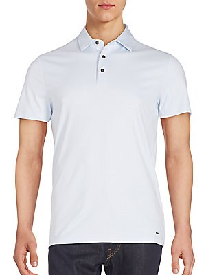 michael kors male 201920 cotton polo shirt