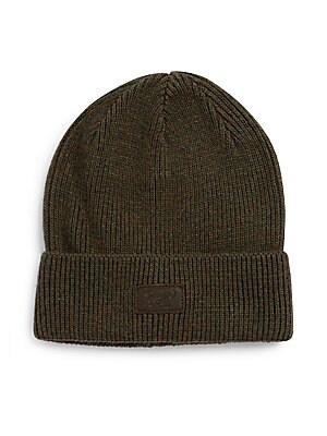 Cable-Knit Beanie