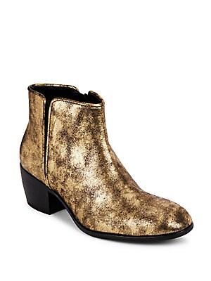 Titan Gold Boots