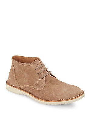Hipster Suede Chukka Boots