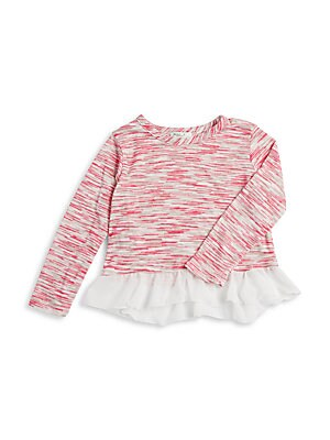 Girl's Long Sleeve Top