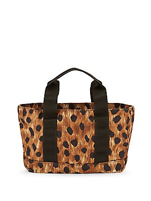 Animal Printed Tote Bag
