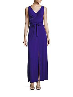Mae Slit Maxi Dress