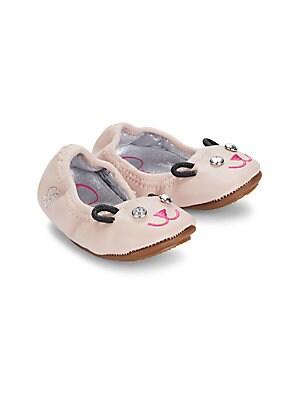 Baby's Kitty Flats