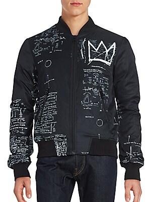 Basquiat Graphic Jacket