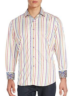 Striped Sportshirt