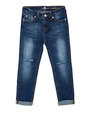 Girl's Josefina Skinny Boyfriend Jeans