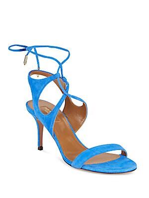 Colette Ankle Tie Pumps