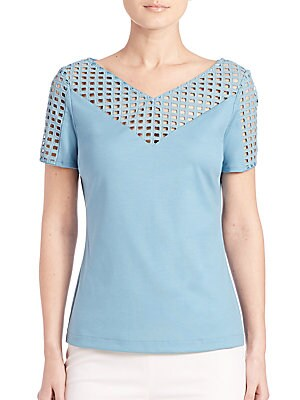 Perforated Top