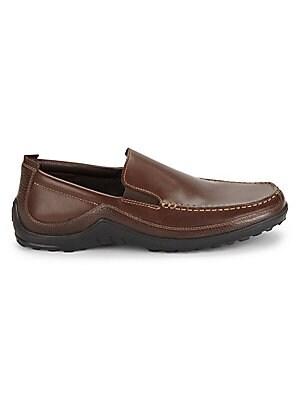 Tucker Venetian Leather Loafers