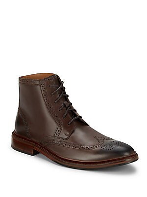 Williams Leather Boots