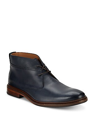 Williams Leather Welt Chukka Boots