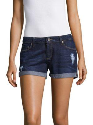 Melina Jimmy Jimmy Cotton Shorts PAIGE