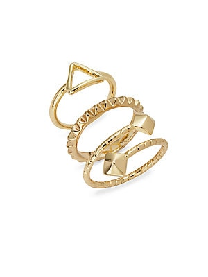 Stackable Rings- Set of 3