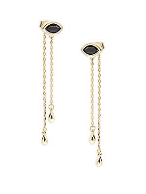 Chainlink Drop Earrings