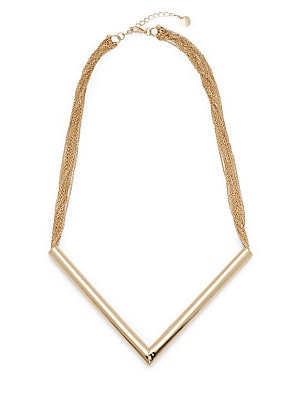 Conical Pendant Necklace