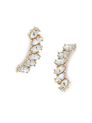 Catalina Studded Drop Earrings