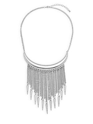 Bear Claw Fringed Necklace