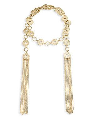 Radiance Wrap Around Necklace