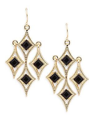 Radiance Drop Earrings