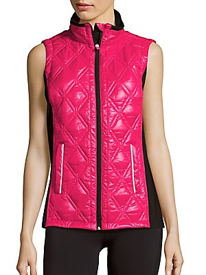 Sway Sleeveless Quilted Vest