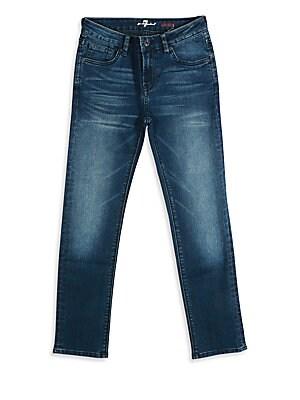 Toddler's, Little Boy's & Boy's Slimmy Jeans