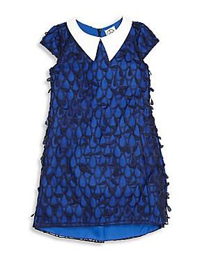 Toddler's & Little Girl's Sleeveless A-Line Dress