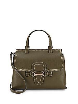 Diane Dol Leather Handbag