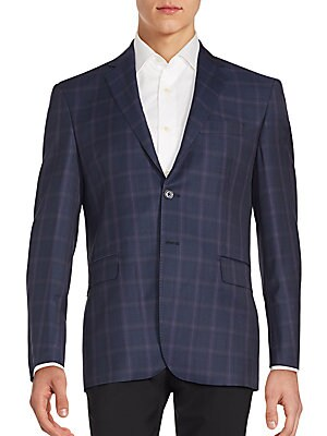Check Pattern Sportcoat