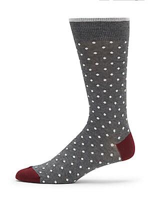 Classic Cotton Blend Socks