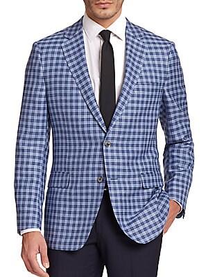 Samuelsohn Wool-Blend Sportcoat