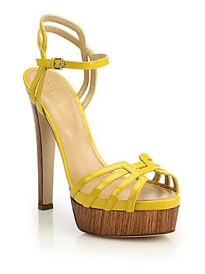 Paloma Patent Sandals