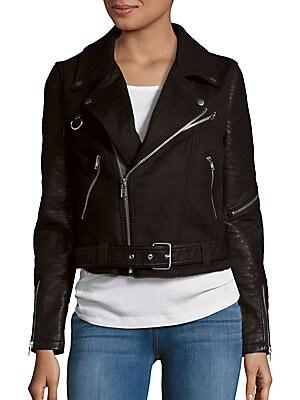 Long Sleeve Cropped Jacket