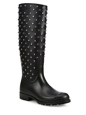 Studded Festival Boots