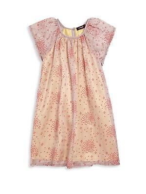 Toddler's, Little Girl's & Girl's Sparkle Short-Sleeve Dress
