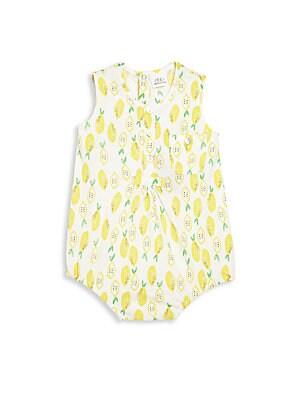 Baby's Pima Cotton Bubble Bodysuit